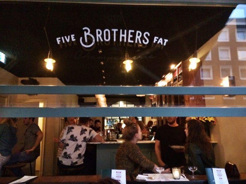 Restaurant fivebrothersfat